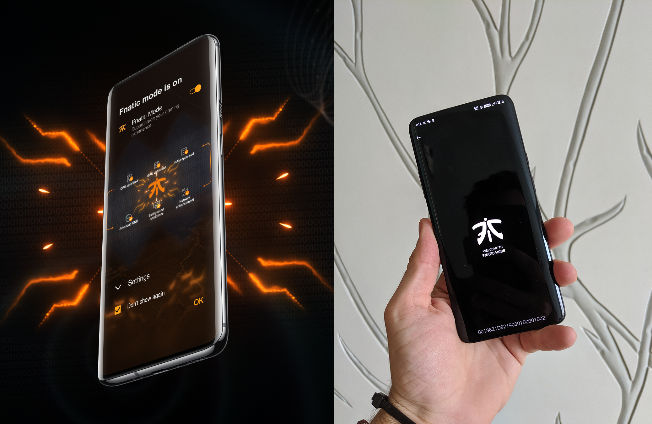 Announcing the OnePlus 7 Pro's Fnatic Mode - Fnatic