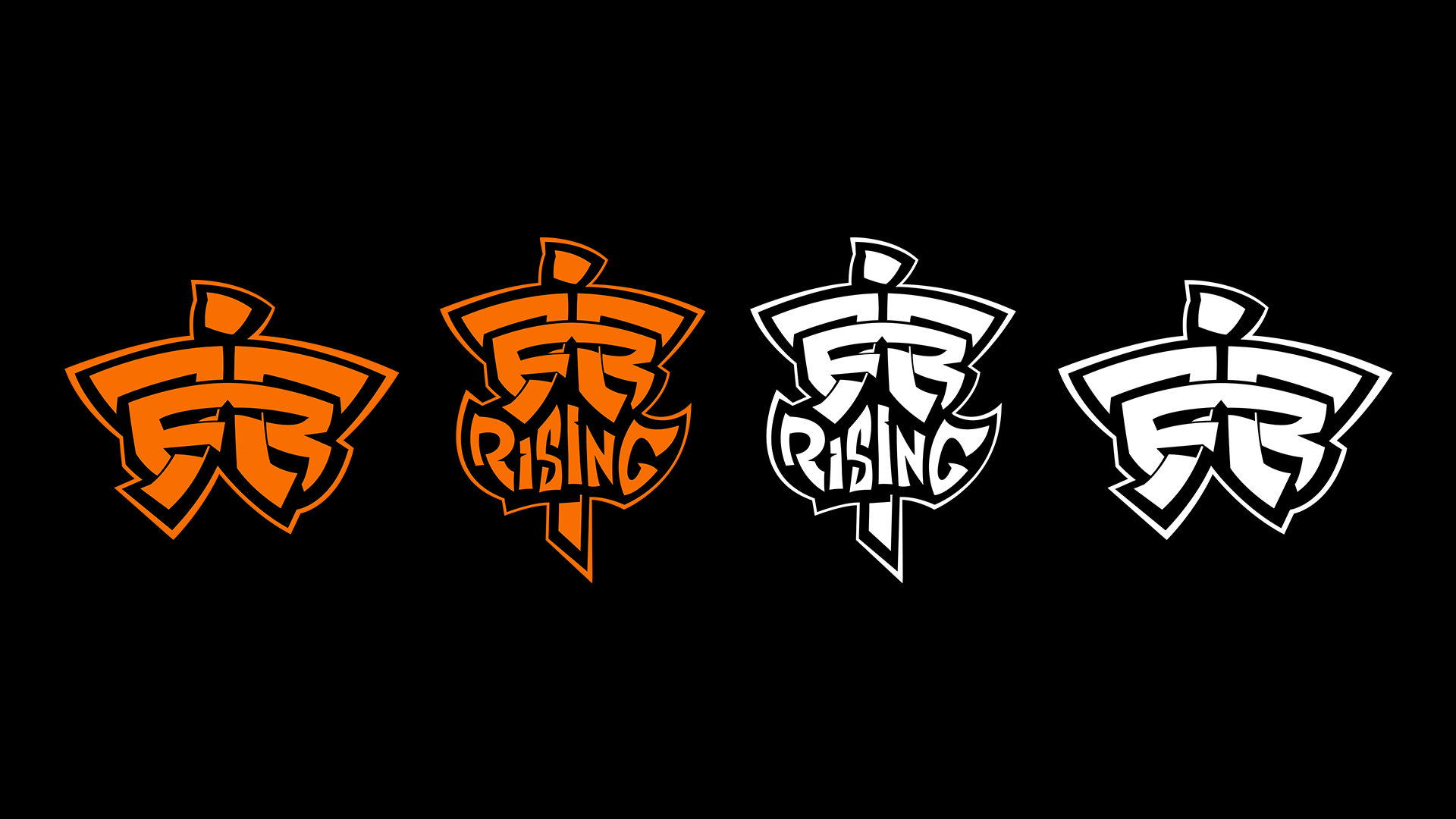 Logo oficial de Fnatic Rising. Fuente: https://fnatic.com/articles/lol-uk-introducing-fnatic-rising